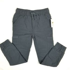 Tucker and tate pants 7 NWT lined navy blue jogger